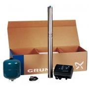 Погружной скважинный насос Grundfos SQE 2-115 (комплект)